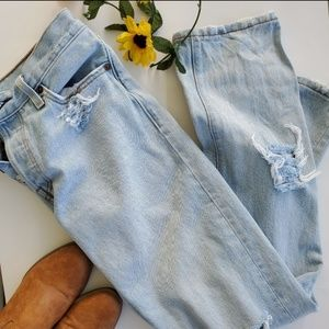 Levi's | 501 boyfriend lightwash